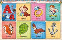 248 Mejores Imagenes De Vocal A A Preschool Preschool Worksheets