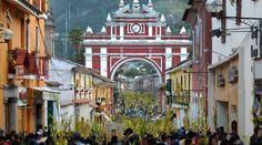 La Semana Santa en Ayacucho es la festividad religiosa y cultural más importante de esta