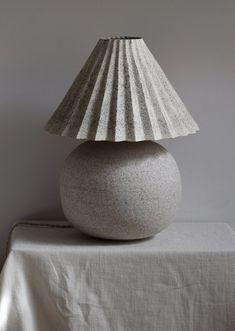 Natalie Weinberger_Stone Lamp - black sand.jpg