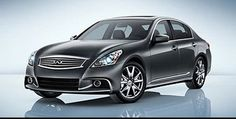 2012 Limited Edition G37s