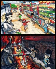 Our world through the eyes of children.
