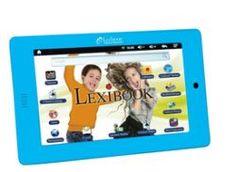 Tablette Android  bleu pour enfant  Lexibook Master MFC155FR 99,00 € livré - cadeaux de noel
