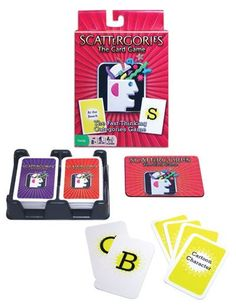 Game Review for Speech: Scattergories – The Card Game - Pinned by @PediaStaff – Please Visit  ht.ly/63sNt for all our pediatric therapy pins