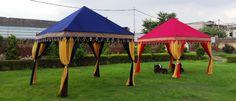Beautiful Indian Tents