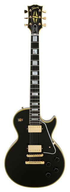 Gibson Custom Shop True Historic 1957 Les Paul Custom Black Beauty 2015 | Rainbow Guitars