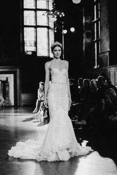 Inbal Dror Fall 2015 / Wedding Style Inspiration / LANE