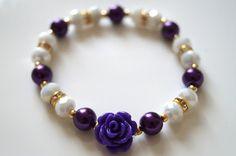 imagenes de pulseras de perlas - Buscar con Google
