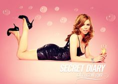Billie Piper as Belle/Hanna in Secret Diary of a Call Girl. one of my all time favorite shows. Billie Piper, Hottest Female Celebrities, Celebs, Secret Diary, Girls Season, Lights Camera Action, Sequin Mini Dress, Hot Actresses, Sexy Legs