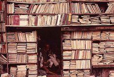 Bookstore in Kolkata, India