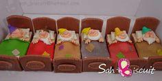 Camas de biscuit!