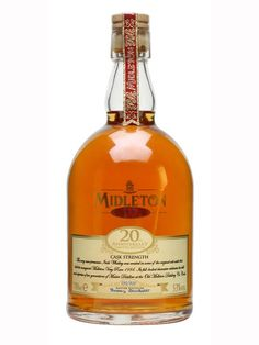 Midleton Very Rare 20th Anniversary / Unboxed : Buy Online - The Whisky Exchange - An unboxed edition of the special limited edition launched by Irish Distillers to celebrate the 20th anniversary of the launch of Midelton VR. Bottled at cask strength.
