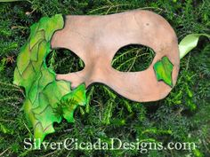 new ivy mask by SilverCicada.deviantart.com on @DeviantArt