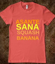 Classy, Sassy, Smart Assy Tee (Artistamp) Printed on Skreened V-Neck Asante Sana Squash Banana, Disney Love, Make Me Happy, Just For You, Lol, T Shirts For Women, Funny, Hilarious, My Love