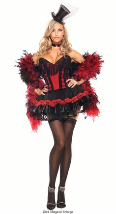 2-Piece Saloon Star Costume Hot Halloween Costumes b0985548ca14