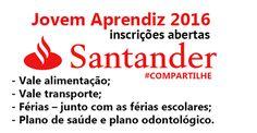 RS Notícias: Jovem Aprendiz Santander segundo semestre 2016 - i...