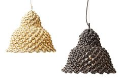 Knotting as art. Contemporary macrame in all of its art forms. Modern macrame jewelry, fashion and interior design. Industrial Pendant Lights, Pendant Lighting, Diy Lampe, Cotton Cord, Micro Macramé, Melbourne, Ideas Geniales, Macrame Design, Macrame Projects