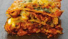 Auberginen-Ricotta-Lasagne Gemüse – wie die Aubergine – ist abwechslungsreicher, als viele denken. Schmecken Sie es selbst