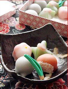 Travel Asian Japanese food Japanese wagashi