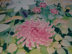 Hand painted silk Rosario P. Painted Silk, Hand Painted, Silk Painting, Silk Scarves, Jewelry, Rosaries, Jewlery, Bijoux, Jewerly