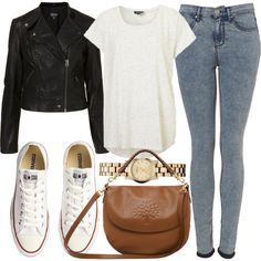 School by ieleanorcalderstyle on Polyvore