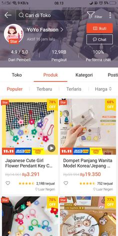 Aesthetic Shop, Aesthetic Indie, Best Online Clothing Stores, Online Shopping Sites, Diy Crafts Hacks, Stationery Shop, Hijab Tutorial, Instagram Story Template, Happy Shopping