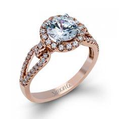 Fashionable and stylish #Simon G Rings Collection. merryrichardsjewelers.com