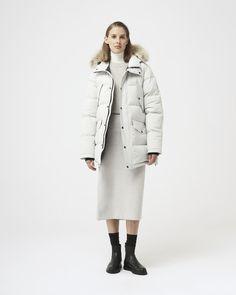 White Ducks, Duck Down, Winter Jackets, Quartz, Coat, Collection, Fashion, Winter Coats, Moda