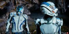 2016 Game Awards Trailer Ryder and Liam