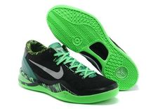 01b977615f8 Buy Men s NK Kobe 8 Elite Low Basketball Shoes Black Green Super Deals from  Reliable Men s NK Kobe 8 Elite Low Basketball Shoes Black Green Super Deals  ...
