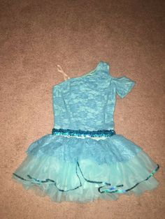 Small Child 6//6x 7//8 Weissmans Dance Costume /& Intermediate Child