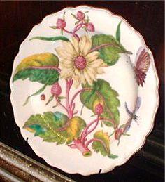 Chelsea Botanical Porcelain Plate
