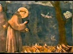 Een documentaire in Assisi gedraaid, kort na de aardbeving, waarin het levensverhaal van Franciscus wordt opgeroepen aan de hand van de fresco's en fragmente...