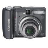 Canon PowerShot A590IS 8MP Digital Camera with 4x Optical Image Stabilized Zoom (Electronics)By Canon
