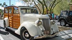 Ford Woody