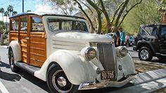 1936 Ford Wagon