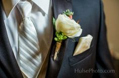 The History of the Boutonniere. These fragrant blooms actually have a long, very romantic history and their origin in medieval times. Weddingcompass.com