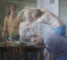 Dinner Party Zoey Frank