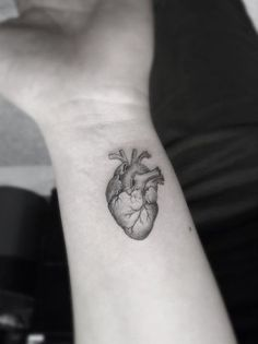 Detailed Heart by Doctor Woo
