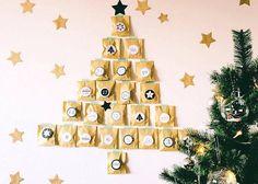 クリスマスまでのカウントダウン*毎日がHAPPYになる『アドベントカレンダー』デザイン集♡