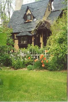 english cottages | Lana's The Little House - Storybook English Cottage - Photo Gallery