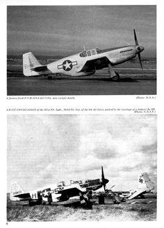 North American P-51B - C Mustang