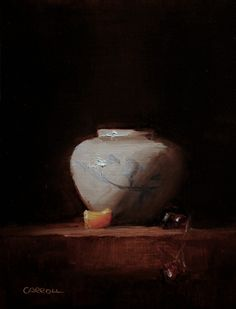 Small Pot with Clementine Segment - eBay study | Neil Carroll - Blog