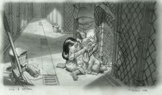 Lilo & Stitch - The Art of Disney