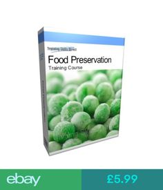 Education, Language, Reference Food Preservation Microbiology Technology Book Training #ebay #Electronics