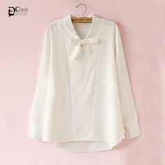Hot ladies fashion long sleeve shirt on Demon's Chest.Ladies OL Fashion Sweet Solid Color Bowknot Stand Collar Long Sleeve Chiffon Shirt make you more charming in the date.    ---Item No : #DC00205  ---Fabric : Chiffon  ---Popular Element : Bowknot , Lacing , Solid Color , Stand Collar  ---Weight : 11.8oz  ---http://demonchest.storenvy.com