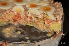 Teilen Tweet Anpinnen Mail Ich hatte auf meinem alten Blog bereits einmal die Salattorte vorgestellt. Jetzt ist es aber an der Zeit, sie hier ...
