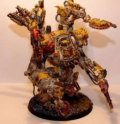 Ork Looted Contemptor