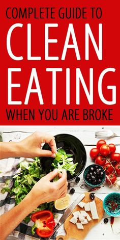 It's easy to trick yourself into thinking that embarking on a more healthy lifestyle is an expensive choice. But, it doesn't have to be – our 6 step guide will make eating healthy on a tight budget feel easy! #cleaneating