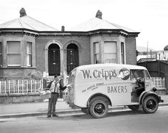 Morris J Type Bakers by kitchener.lord, via Flickr
