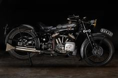 1933 Brough Superior